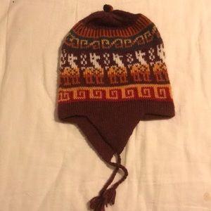 Accessories - Llama wool hat 🦙